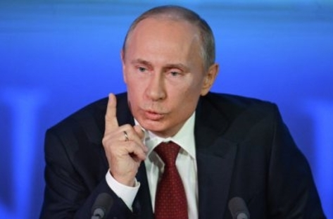 Владимир Путин изрази условна подкрепа за мирния план на украинския президент