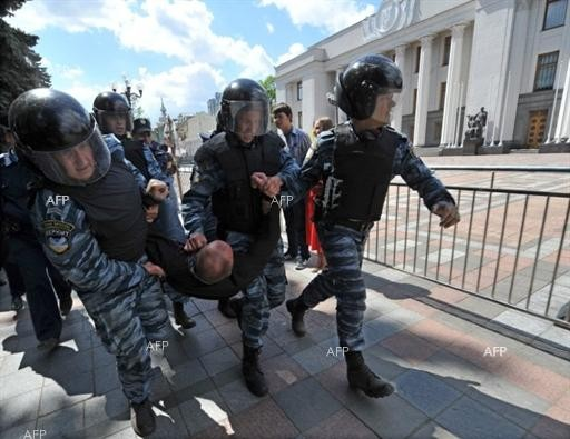 """""""Взгляд"""": Фашизмът няма да мине"""