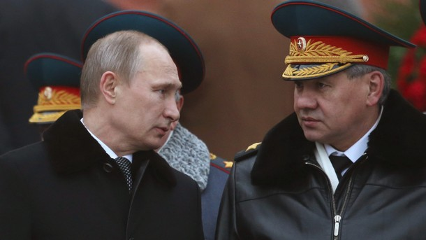 ВОЕННИЯТ МИНИСТЪР СЕРГЕЙ ШОЙГУ: Руската армия е готова да изпълни всяка задача