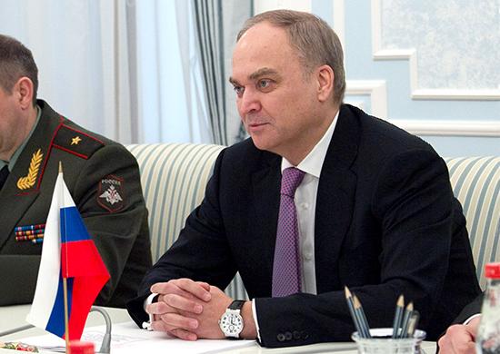Антонов пита САЩ: Ако съседна страна ви обстрелва, какво ще направите?