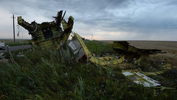 Украинските ВВС нанесоха ракетен удар на 30 км от падналия Боинг