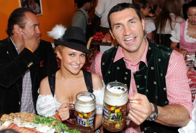Владимир Кличко се жени за американска актриса
