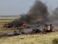 Нощната атака от украинските сили на Луганск се провали