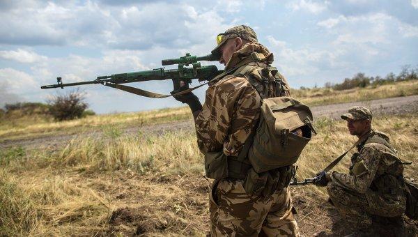 Опълченците укрепват позициите си около Донецк