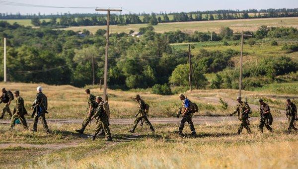 Над 40 украински военни са преминали на територията на Русия
