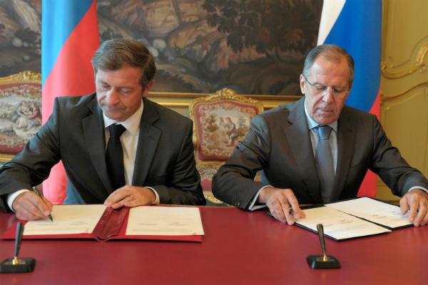 Кой е шефът? Словения прие Лавров въпреки препоръките на САЩ