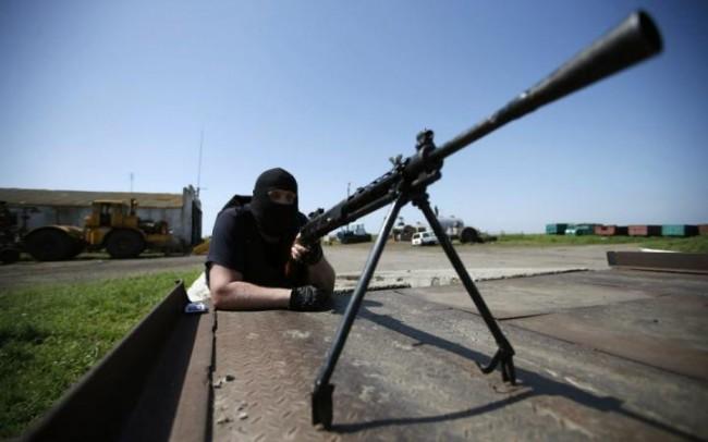 Опълченците на Луганск свалили два украински самолета