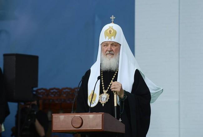 Патриарх Кирил призова вярващите да пазят вярата си