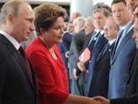 Путин пристигна в Рио де Жанейро