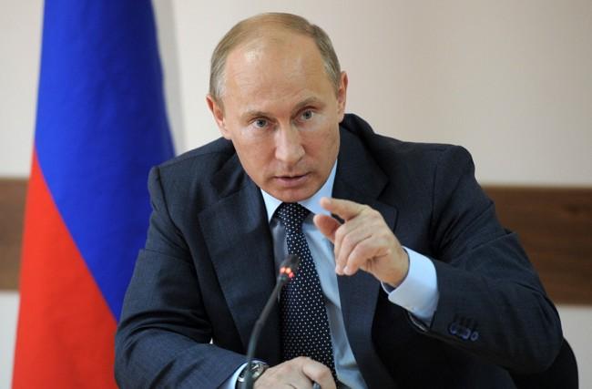 """Путин: Трябва да се сложи край на стремежа за създаване на """"световна казарма"""""""
