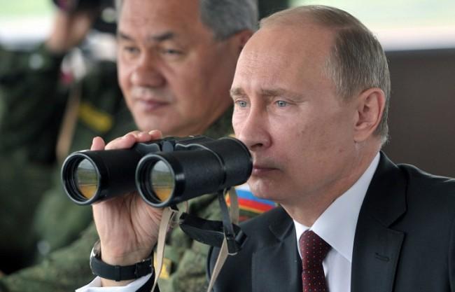Путин поиска в най-кратък срок замяната на вносните части във военно-промишления комплекс