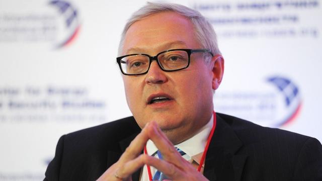 Рябков: политиката на САЩ  по отношение на Русия е цинична