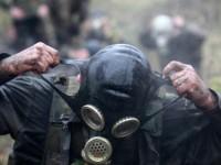 Раздадоха противогази на опълченците в Славянск