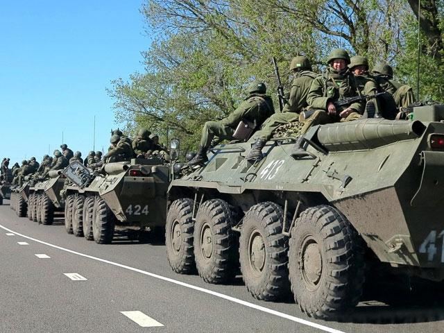 Русия опроверга информацията за въвеждане на миротворци в  Украйна