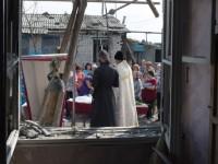 Украинската авиация нанесе удар по град Снежное, има загинали