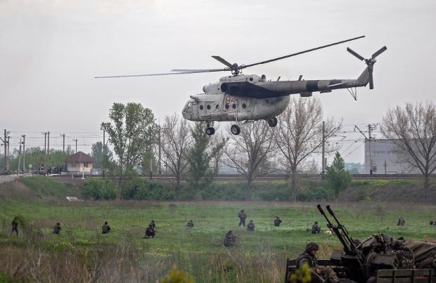 Украинската армия мина в настъпление