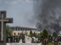 """Боевете край КПП """"Мариновка"""" са възобновени, има загинали"""