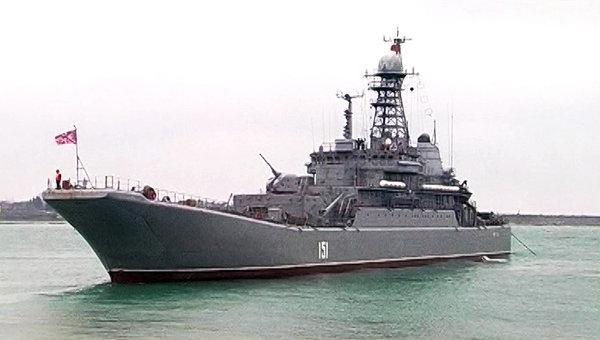 Русия провежда военни учения в Черно море