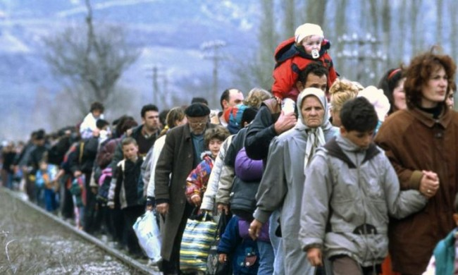 В Русия регистрираха повече от 170 хил. украински бежанци