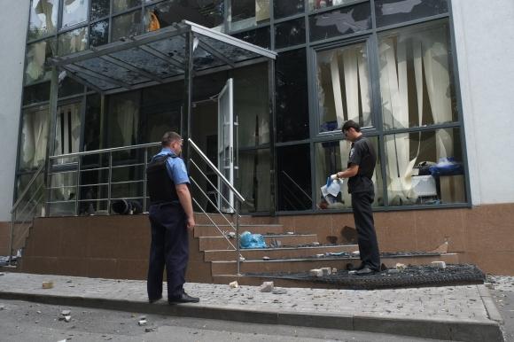 Свобода на словото по украински: Радикали нападнаха журналисти