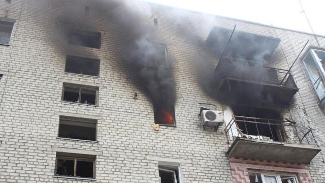 Украински части обстреляха Донецк, има жертви