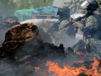 В околностите на Донецк вървят ожесточени сблъсъци