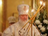 Патриарх Кирил се помоли за мира в Украйна в Деня на Покръстването на Русия