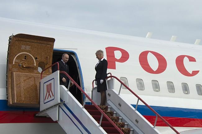 """""""Росавиация"""": Целта на украинската ракета може да е бил самолетът на Путин"""
