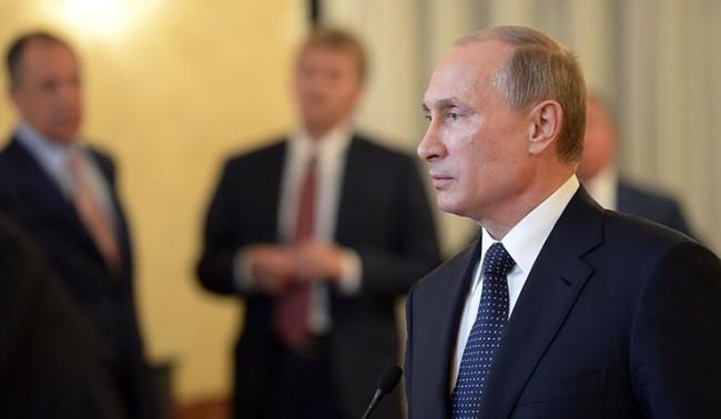 Путин: на новите санкции на САЩ трябва да се гледа спокойно