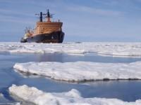 """Оборудват ледоразбивача """"Арктика"""" с незамръзваща навигация"""