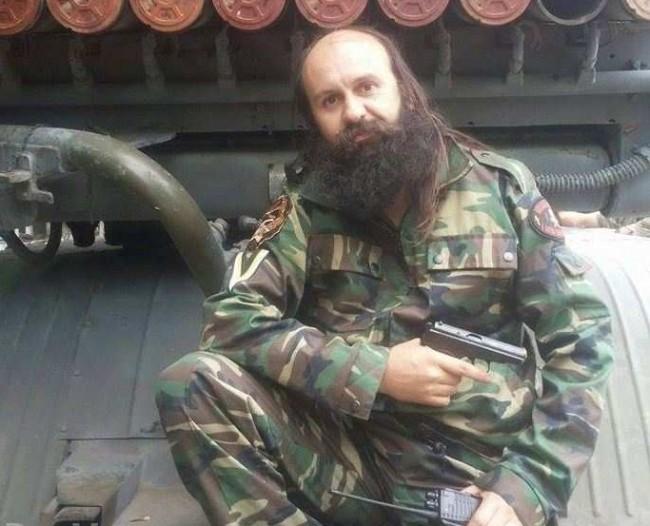 Командирът на сръбските четници опроверга информацията, че е пленен от украинската армия