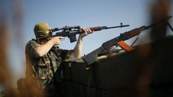 Армията на ДНР разгроми 60 украински военни край Дебалцево