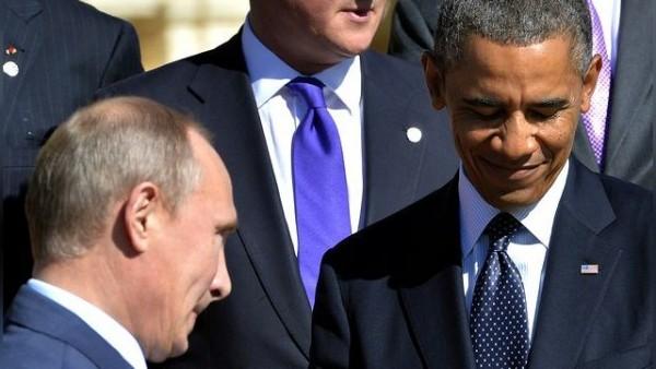 WSJ: Гръмките изказвания на Обама не са достатъчни, за да спре Путин