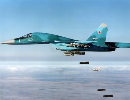 Русия с около 100 нови бойни самолета през 2014 г.