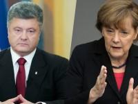 Меркел: ОССЕ няма достъп до КПП на границата Русия-Украйна