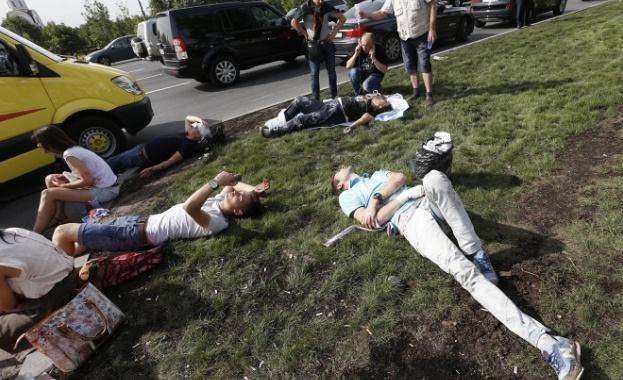 16 загинали и 150 ранени са вече жертвите в Москва