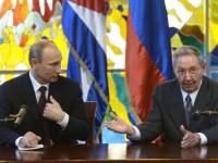 Братска обич: Путин опрости $32 млрд. дълг на Куба