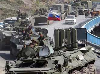 Русия на път да изпрати армия в Източна Украйна