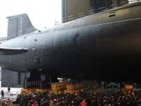 """Завършиха заводските изпитания на подводницата """"Владимир Мономах"""""""