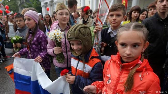 Новото богатство на Русия