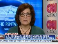 CNN: Киевските власти изстреляха балистични ракети срещу опълченците