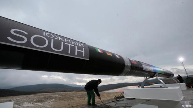 """С помощта на """"Южен поток"""" Русия укрепи своя авторитет на Балканите"""