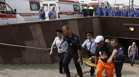 В Москва е ден на траур за жертвите на катастрофата в московското метро