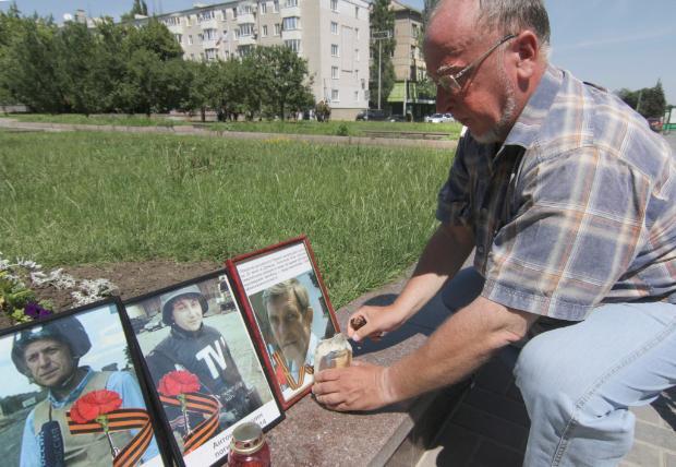 САЩ настояват за разследване на смъртта на журналист край Донецк