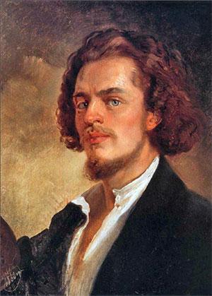 Пленник на красотата -175 години от рождението на  изключителния руски  художник Константин Маковский