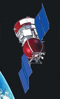 Със спътника «Фотон-М» са проведени 17сеанса на свръзка