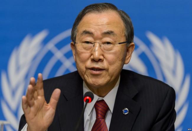 Бан Ки Мун призова лидерите на ЕС да реагират