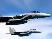 Японците вдигнаха изтребители срещу два руски бомбардировача