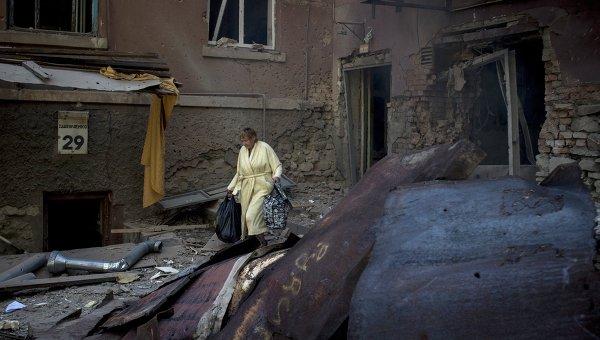 Асошиейтед Прес: Луганск умира от спецоперацията на военните