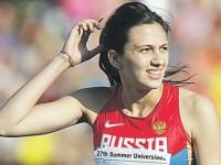 Мария Кучина спечели сребърен медал във високия скок